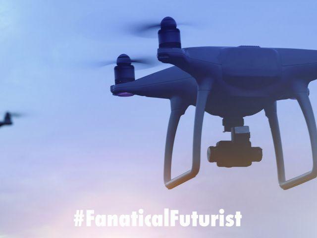 futurist_spain_drones_covid