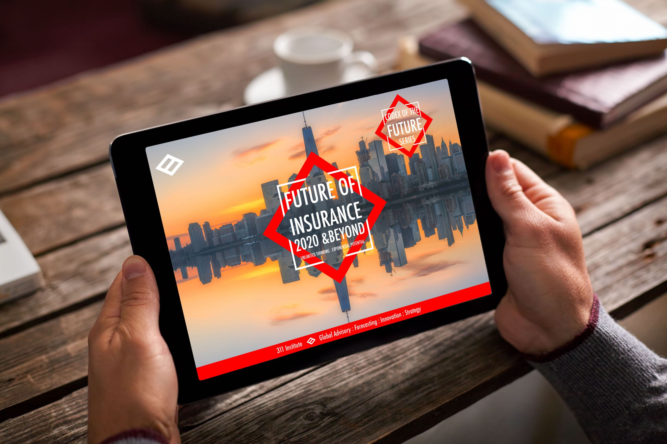 Future of Insurance On IPad