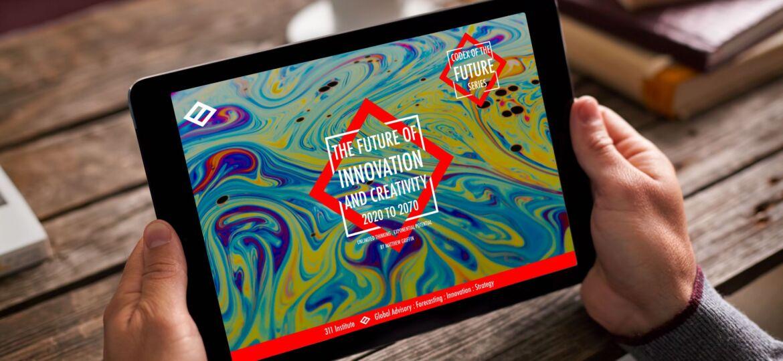 Future of creativity and innovation On IPad