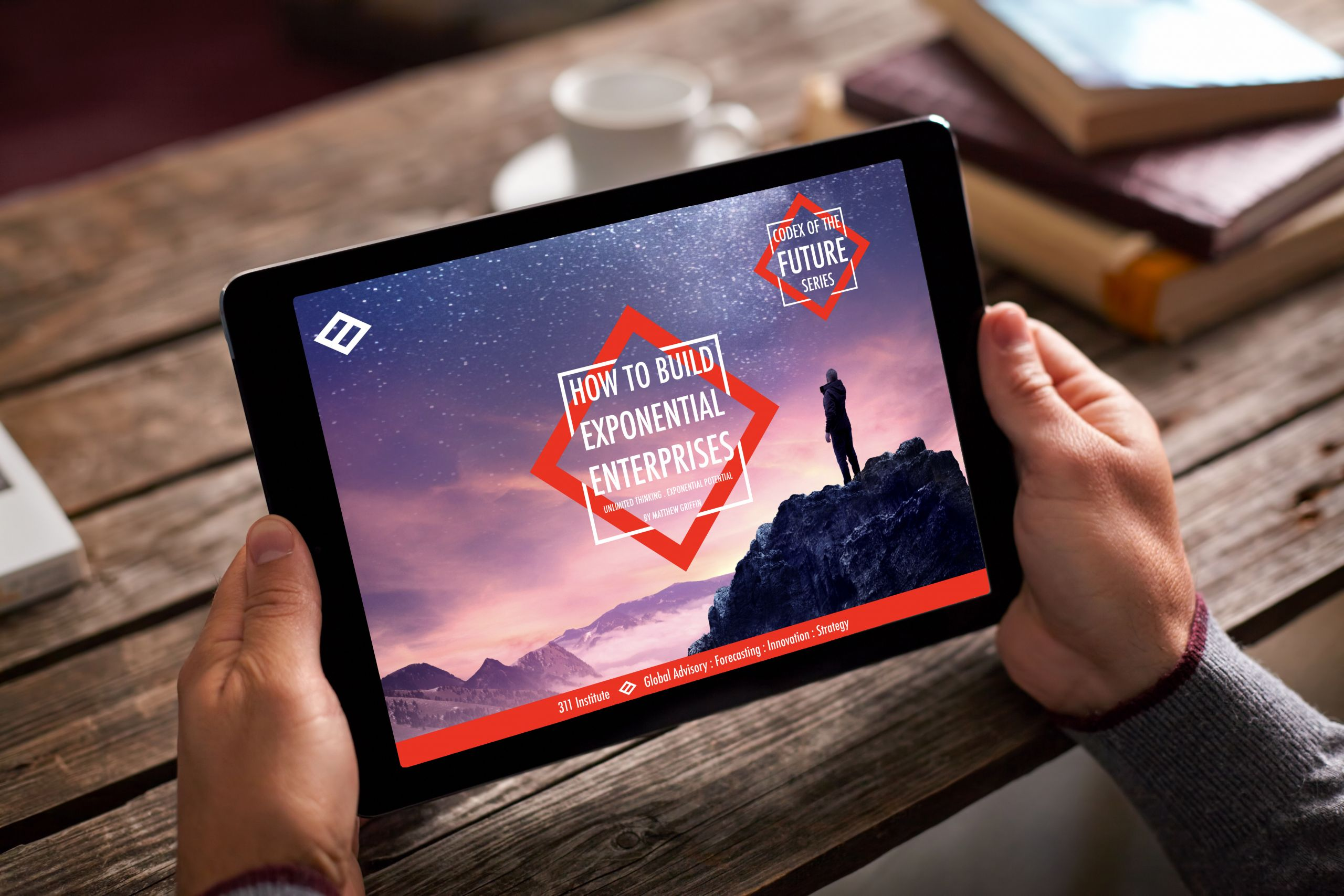How to build Exponential Enterprises On IPad