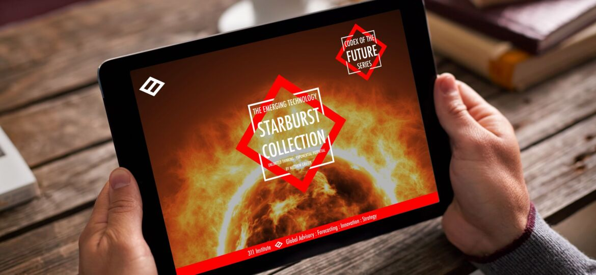 Starburst Codex On IPad