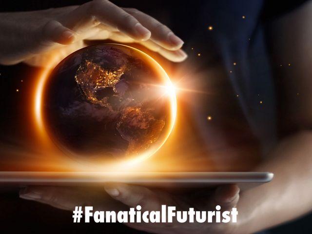 futurist_digital_twin_earth
